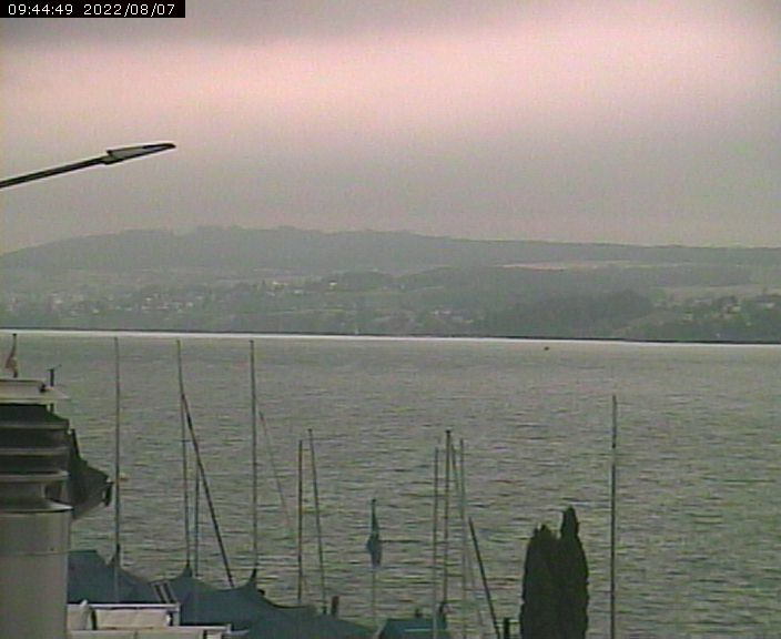 Webcam Hallwilersee Beinwil Nord