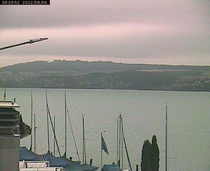 Beinwil am See webcam - Hallwilersee Nord 1  webcam, Aargau, Kulm